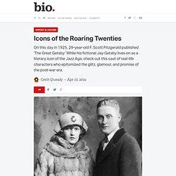 Icons of the Roaring Twenties