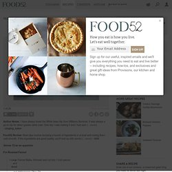 Roasted Fennel & White Bean Dip recipe from food52