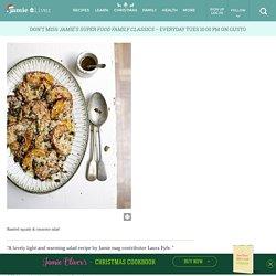 Roasted squash & couscous salad