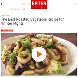 The Best Roasted Vegetable Recipe for Winter Nights