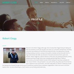 Rob Clegg website