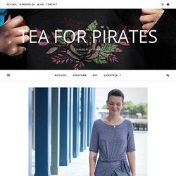 La robe kielo, 3 versions – Tea For Pirates