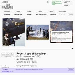 Robert Capa et la couleur