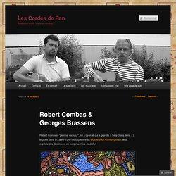 Robert Combas Expo 07/2012 Lyon - Peintures inspirées par Georges Brassens - Le Gorille, Hécatombe...