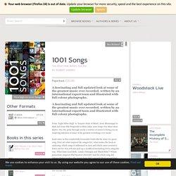 1001 songs you must hear before you die.
