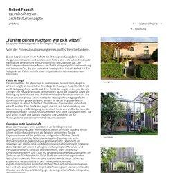 raumhochrosen - Robert Fabach