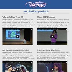 robert-franz-gesundheit.tv » www.robert-franz-gesundheit.tv