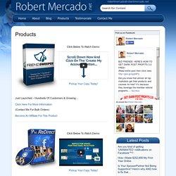Robert Mercado's Blog