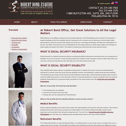 At Robert Bond Office, Get Great Solutions to All the Legal Matters