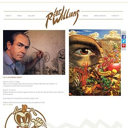 Robert Williams Official Site