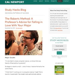 Roberts method