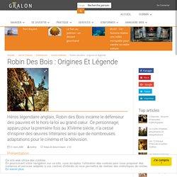 Robin des Bois : origines et légende