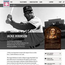 Robinson, Jackie