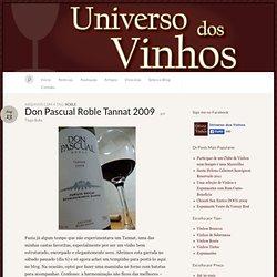 Roble « Universo dos Vinhos