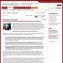 Robo-Advisors Report 2015