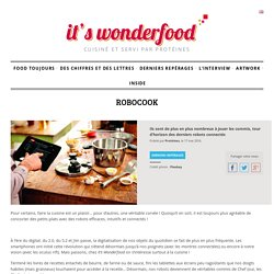 it's wonderfood