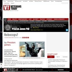 Robocops?