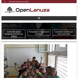 Robogur – Un proyecto para los más pequeños – Open Lanuza