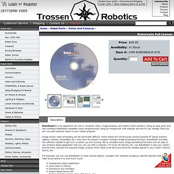 Roborealm Full License