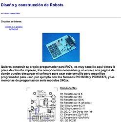 Robot BCHO5 (Por Francisco Carabaza)