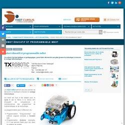 Robot éducatif et programmable mBot