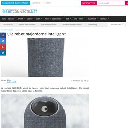 Big I, le robot majordome intelligent
