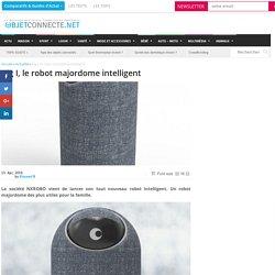 Big I, le robot majordome intelligent