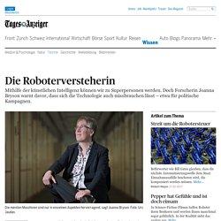 Die Roboterversteherin - News Wissen: Technik