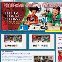 Robótica para Niños en Arequipa: ¿Por qué enseñar Robótica en las escuelas?