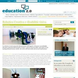 Robotica Creativa e disabilità visiva