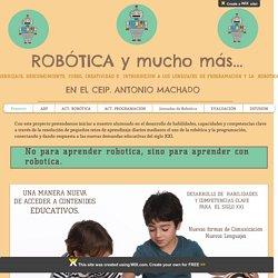 ROBÓTICA EDUCATIVA INFANTIL
