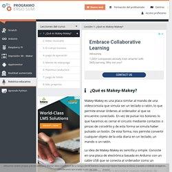 ¿Qué es Makey-Makey? - Robótica Educativa con Makey-Makey para maestros