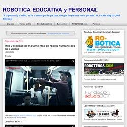 ROBOTICA EDUCATIVA y PERSONAL: humor
