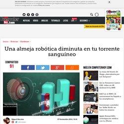 Una almeja robótica diminuta en tu torrente sanguíneo - ComputerHoy.com