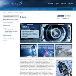 Robotics - Lockheed Martin