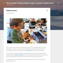 Robotics Courses