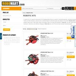 Robotics Kits: Robomart.com