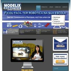 Robotics - Modelix Robotics - Robótica Educacional