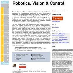 Robotics, Vision & Control