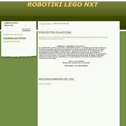 ROBOTIKI LEGO NXT