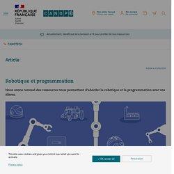 Robotique et programmation