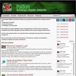 [PoBot] Sur le Web : Articles du web sur Zigbee