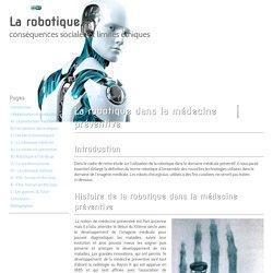 la robotisation domestique