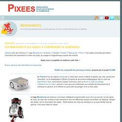 Ces mini-robots qui aident à comprendre le numérique — Pixees
