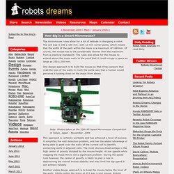 Robots Dreams:
