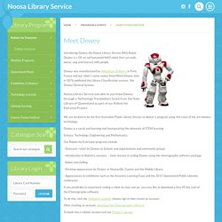Robots for Everyone - Noosa Library