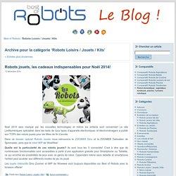 Robots Loisirs / Jouets / Kits - Best of Robots – Le Blog !