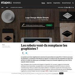 Les robots vont-ils remplacer les graphistes ?