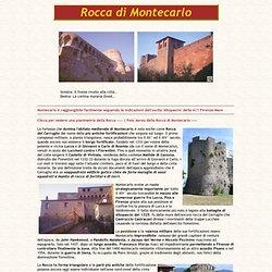 Rocca del Cerruglio e Mura di Montecarlo