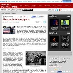 Rocca, le latin rappeur